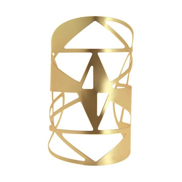 LUZAKA Dámske Náramok SELENA zlatý 029296